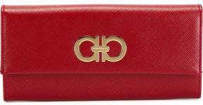 Salvatore Ferragamo double Gancio continental wallet