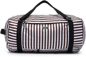 Henri Bendel Convertible Packable Duffle And Backpack