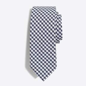 J.Crew Mercantile Gingham tie