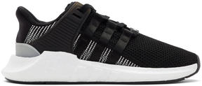 adidas Black EQT Support 93-17 Sneakers