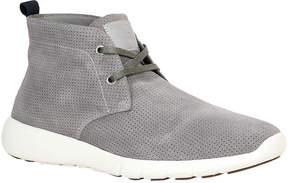 GBX Gray Suede Amaro Hi-Top Sneaker - Men