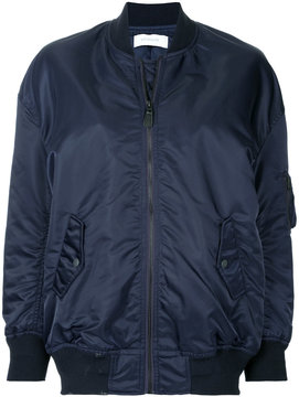 EN ROUTE waterproof bomber jacket