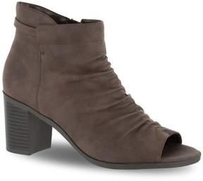 Easy Street Shoes Sansa Women's Peep Toe Ankle Boots