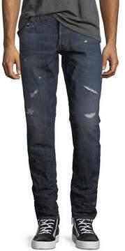 G Star G-Star 3011 Tapered Jeans, Dark Aged Restored