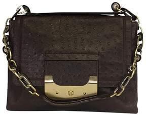 Diane von Furstenberg Burgundy Harper Day Bag
