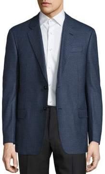 Armani Collezioni Check Sport Coat