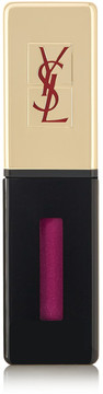 Yves Saint Laurent Beauty - Rouge Pur Couture Lip Lacquer Glossy Stain - Fuchsia Dore 14