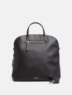 Calvin Klein large dome tote bag