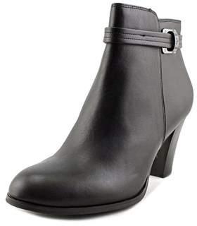 Giani Bernini Womens Baari Leather Closed Toe Ankle Fashion Boots Fashion Boots.