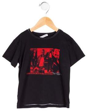 Dolce & Gabbana Boys' James Dean Short Sleeve T-Shirt