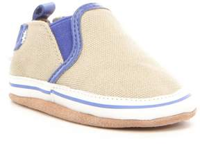 Robeez Baby Boys' Newborn-18 Months Liam Baby Shoes