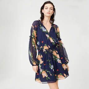Club Monaco Abbygail Silk Dress