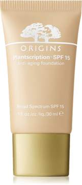 PlantscriptionSPF 15 Anti-aging Foundation