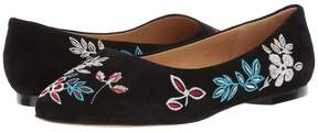 Trotters Estee Embroidery Women's Shoes