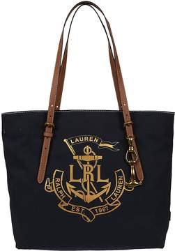 Ralph Lauren Logo Tote