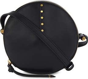 Sandro Bonnie leather cross-body bag