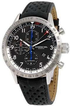 Raymond Weil Freelancer Piper Special Edition Chronograph GMT Automatic Men's Watch
