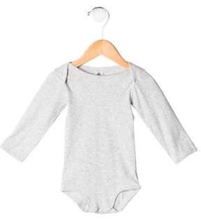 Petit Bateau Girls' Long Sleeve Bodysuit