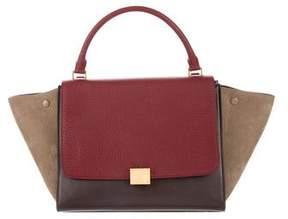 Celine Tricolor Trapeze Bag