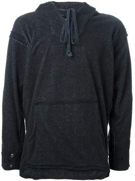 Greg Lauren 'Tent' hoodie