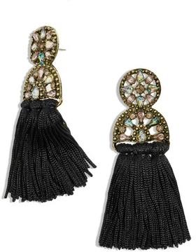 BaubleBar Women's Pisa Tassel Drop Earrings
