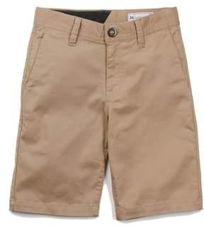 Volcom Cotton Twill Shorts