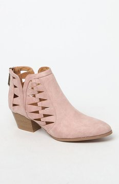 Qupid Travis Ankle Booties
