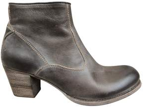 N.D.C. Made By Hand Leather Boots