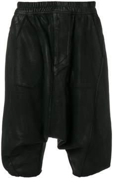 Julius drop crotch shorts
