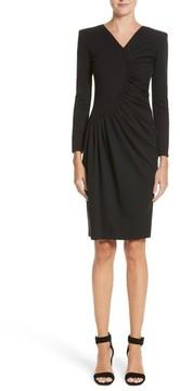 Emporio Armani Women's Sunburst Pleat Dress