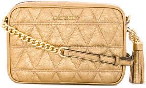 MICHAEL Michael Kors Ginny medium quilted crossbody bag