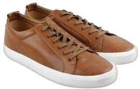 Steve Madden M-Ingle Cognac Mens Lace Up Sneakers
