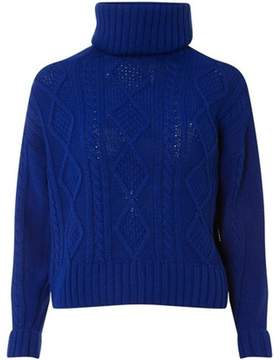Cobalt Blue Jumper