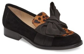 Botkier Women's Violet Bow Loafer