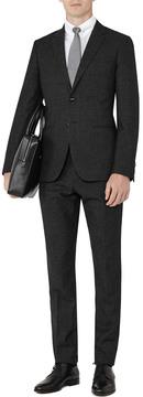 Reiss Mission Modern Fit 2 Suit W/ Flat Front Pant