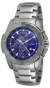 Peugeot Watches Men's Dial Watch - Blue