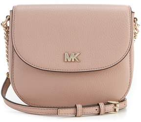 MICHAEL Michael Kors Half Dome With Gold Hardware Cross-Body Bag