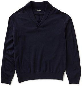 Murano Modern Performance Shawl Collar Sweater