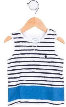 Burberry Boys' Striped Sleeveless Shirt