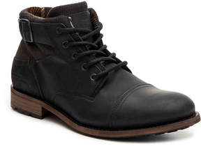 Bullboxer Men's Fervynt Cap Toe Boot