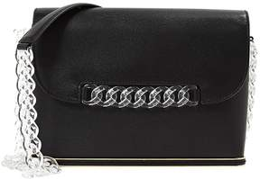 Charlotte Olympia Black Leather Handbag