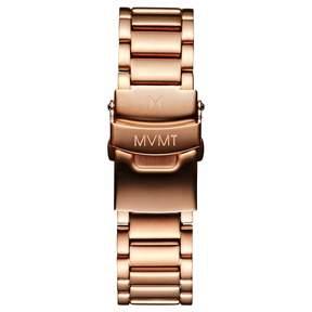 MVMT Mens 40 Series 20mm Steel Band