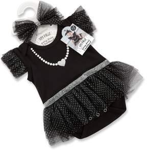 Baby Aspen Baby Girl My First Party Dress & Headband Set