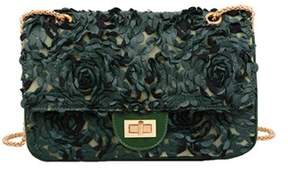 Mellow World Women's Rosie Rose Petals Small Handbag.