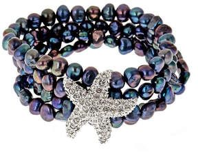 Fornash Freshwaterpearl Starfish Bracelet