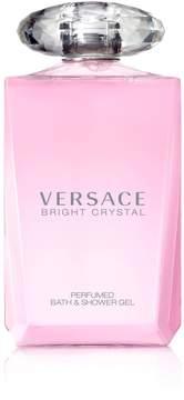 Versace Bright Crystal Bath & Shower Gel