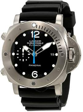 Panerai Luminor Submersible 1950 Black Dial Automatic Men's Watch