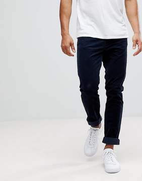 Benetton Slim Fit Chinos In Cord