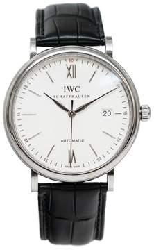 IWC Portofino IW356501 Automatic Silver Dial Men
