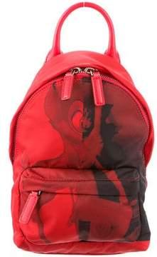 Givenchy 2018 Bambi Printed Nano Backpack
